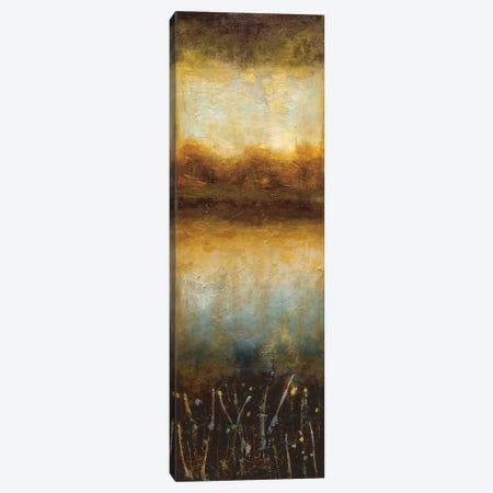 Crystal Lake I Canvas Print #WAN12} by Wani Pasion Art Print