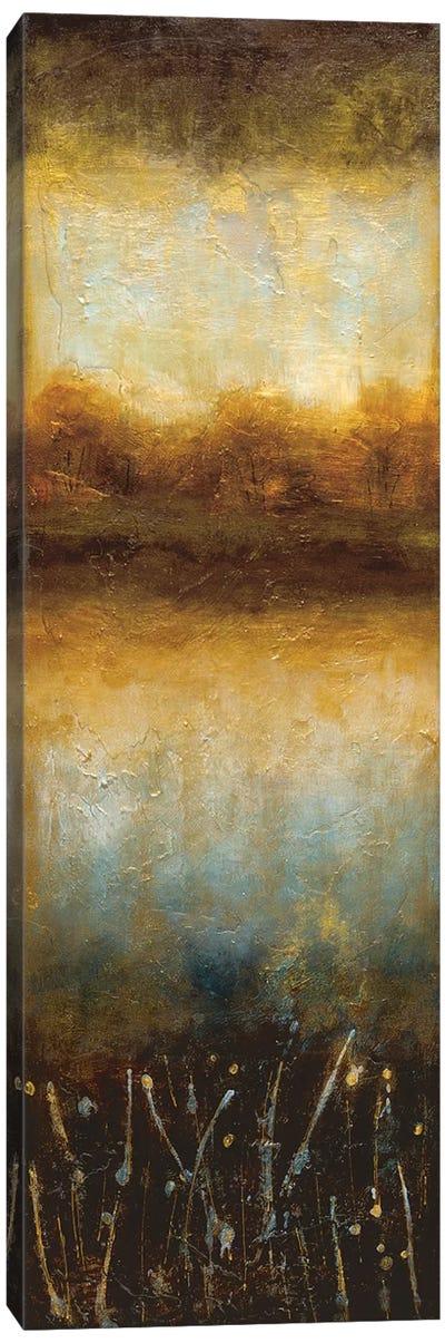 Crystal Lake I Canvas Art Print