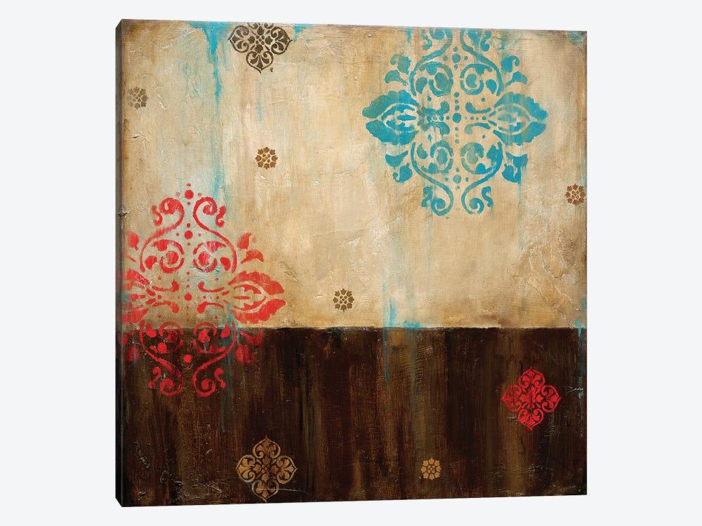 Damask Patterns I by Wani Pasion 1-piece Canvas Art Print