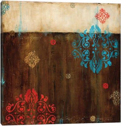 Damask Patterns II Canvas Art Print