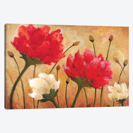 Dance Canvas Print #WAN17} by Wani Pasion Canvas Art