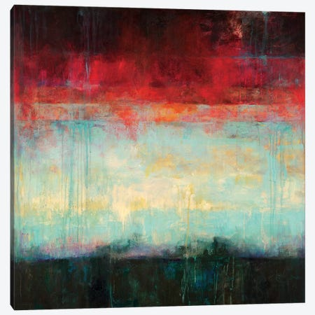 Dawn Canvas Print #WAN18} by Wani Pasion Art Print