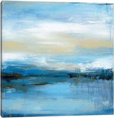 Dreaming Blue I Canvas Print #WAN20