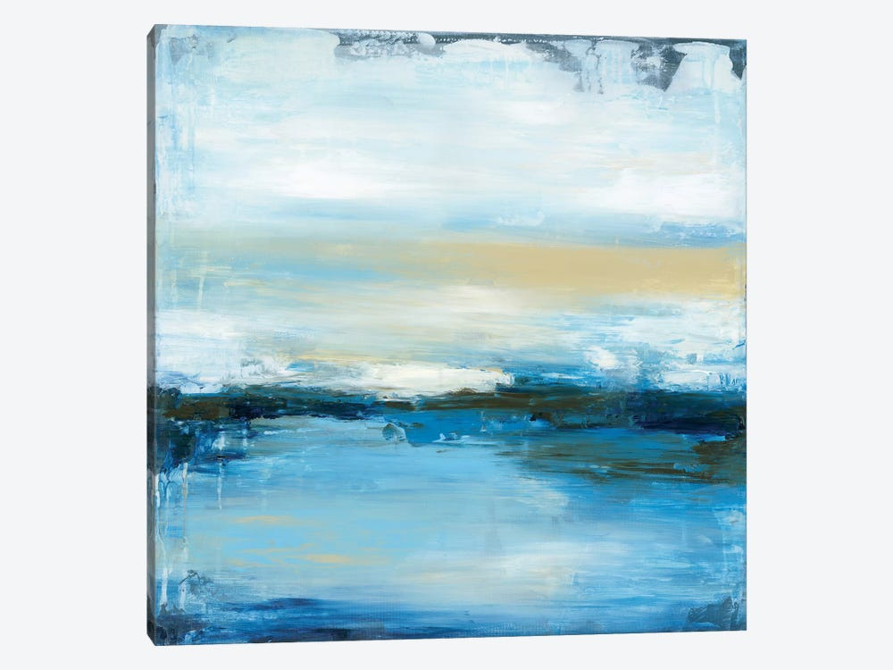 Dreaming Blue II by Wani Pasion 1-piece Canvas Wall Art