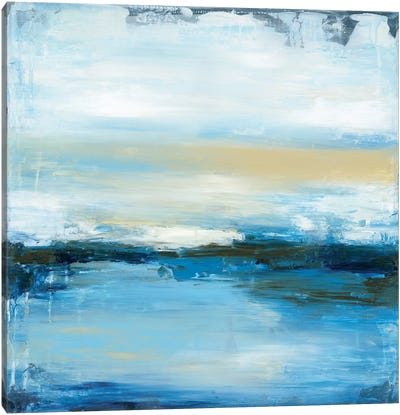 Dreaming Blue II Canvas Art Print