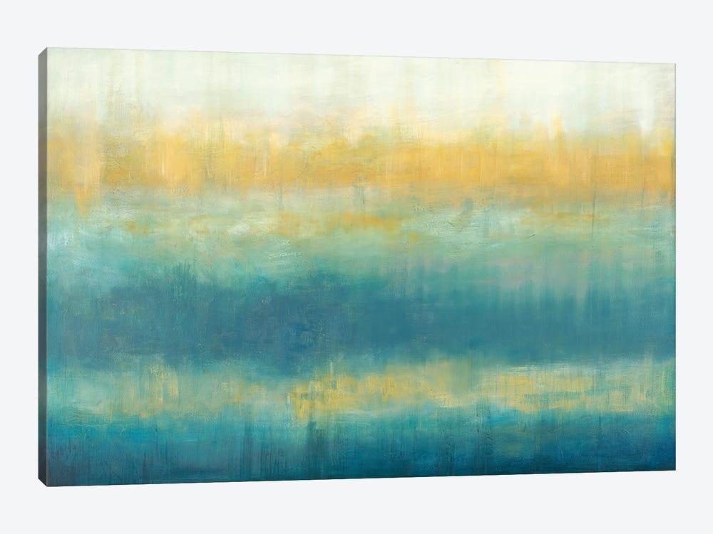 Fire And Rain by Wani Pasion 1-piece Canvas Art Print
