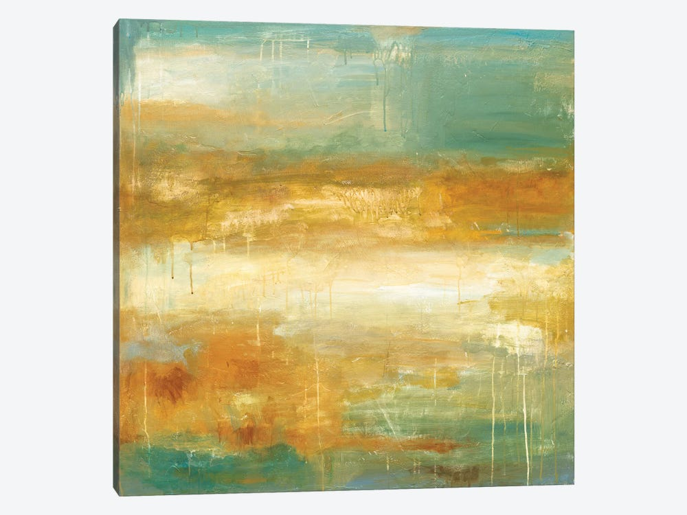 Golden Possibilities by Wani Pasion 1-piece Canvas Artwork