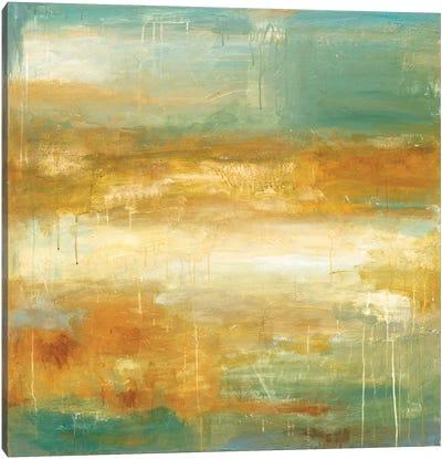 Golden Possibilities Canvas Art Print