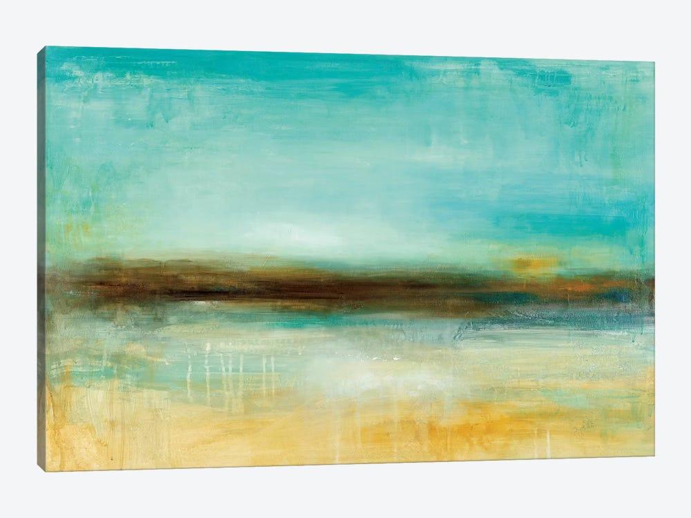 Ana's Pier by Wani Pasion 1-piece Canvas Art