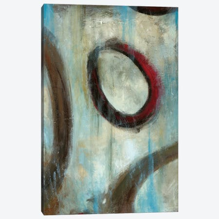 Grayson's Loops I Canvas Print #WAN30} by Wani Pasion Art Print