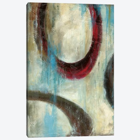 Grayson's Loops II Canvas Print #WAN31} by Wani Pasion Canvas Art Print