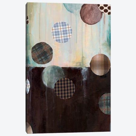 Grayson's Patches II Canvas Print #WAN33} by Wani Pasion Canvas Art Print