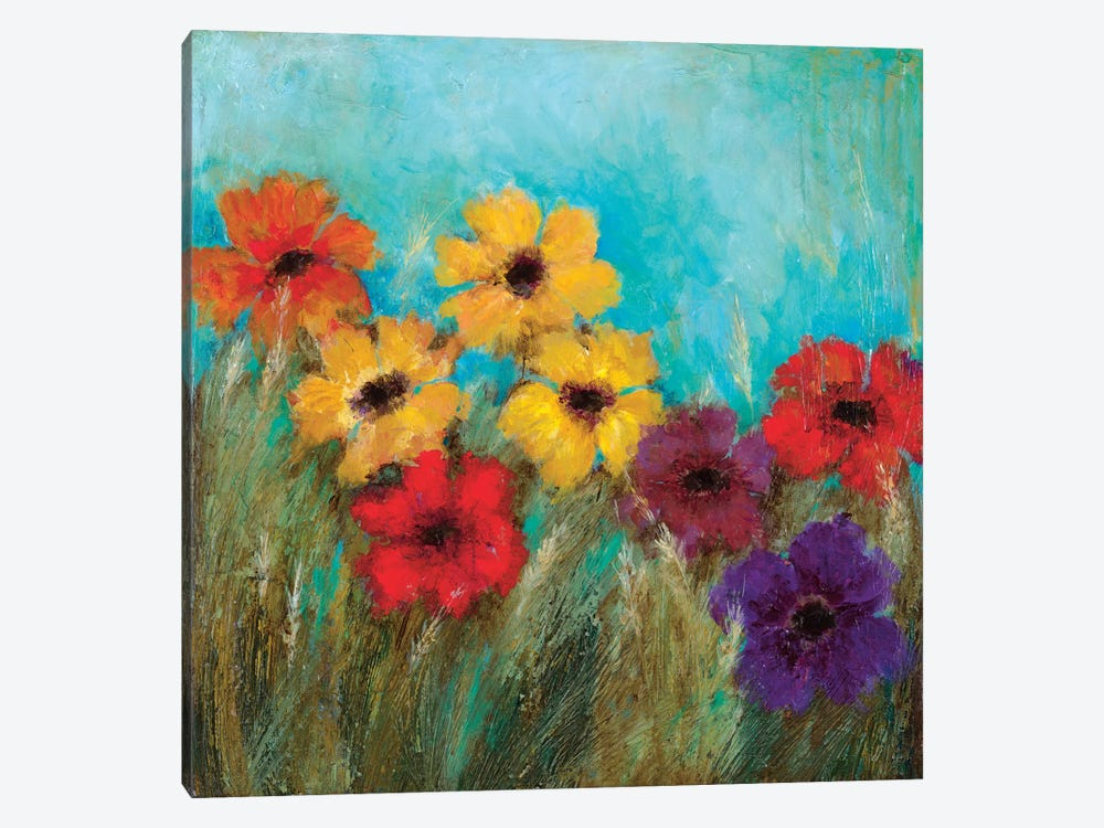 Happy Too 1-piece Canvas Art