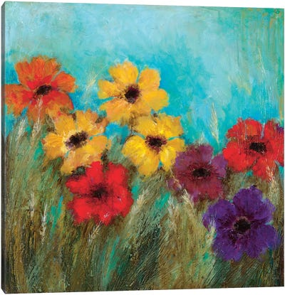 Happy Too Canvas Art Print