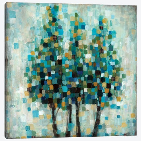 Into The Blue Canvas Print #WAN37} by Wani Pasion Canvas Artwork