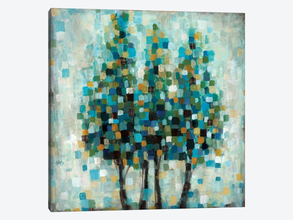 Into The Blue by Wani Pasion 1-piece Art Print