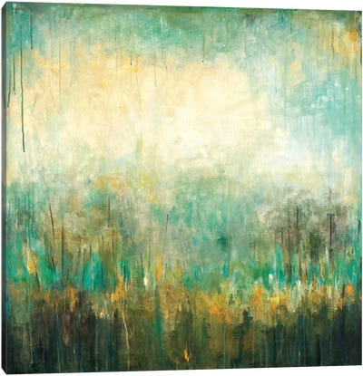 Jardin Vert Canvas Print #WAN38