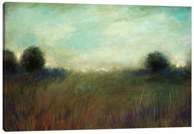 Listen To The Wind Blow Canvas Art Print