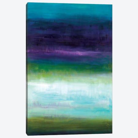 Midnight Mulberry Canvas Print #WAN41} by Wani Pasion Canvas Art