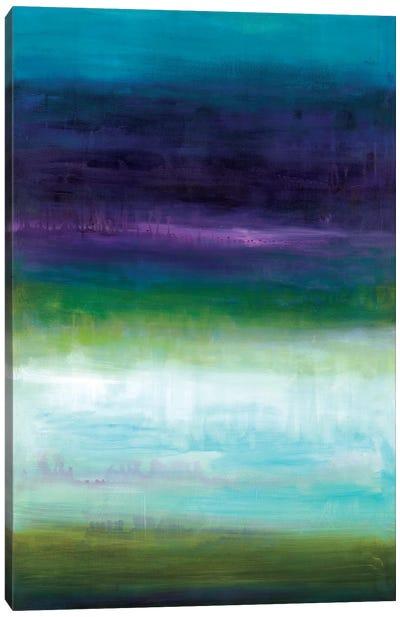 Midnight Mulberry Canvas Art Print