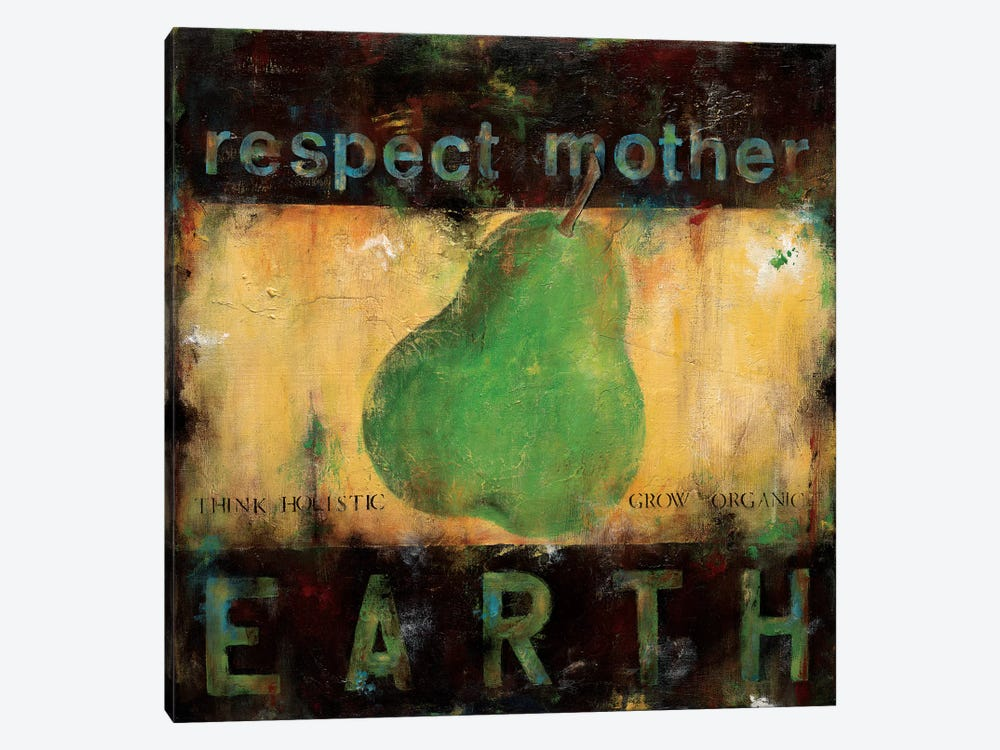 Respect Mother Earth by Wani Pasion 1-piece Canvas Artwork