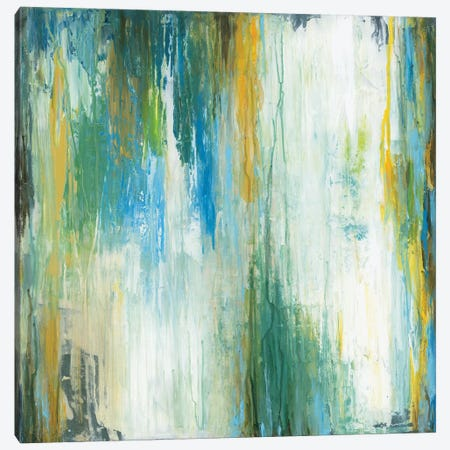 Blithe Canvas Print #WAN4} by Wani Pasion Art Print