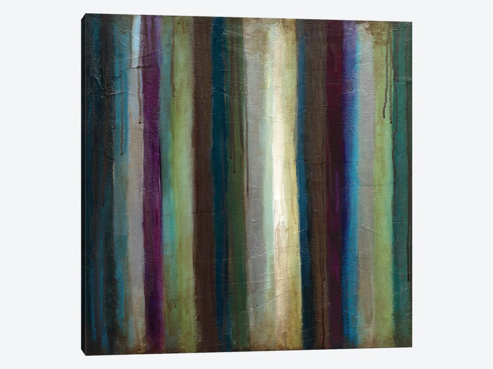 Striations I by Wani Pasion 1-piece Canvas Art Print