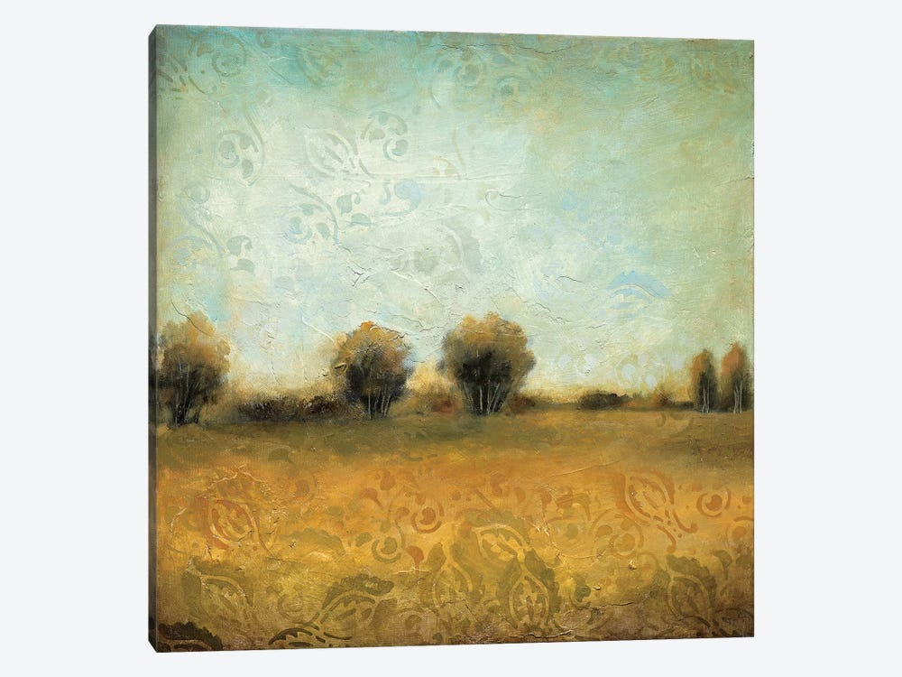 Summer Evening II by Wani Pasion 1-piece Canvas Artwork