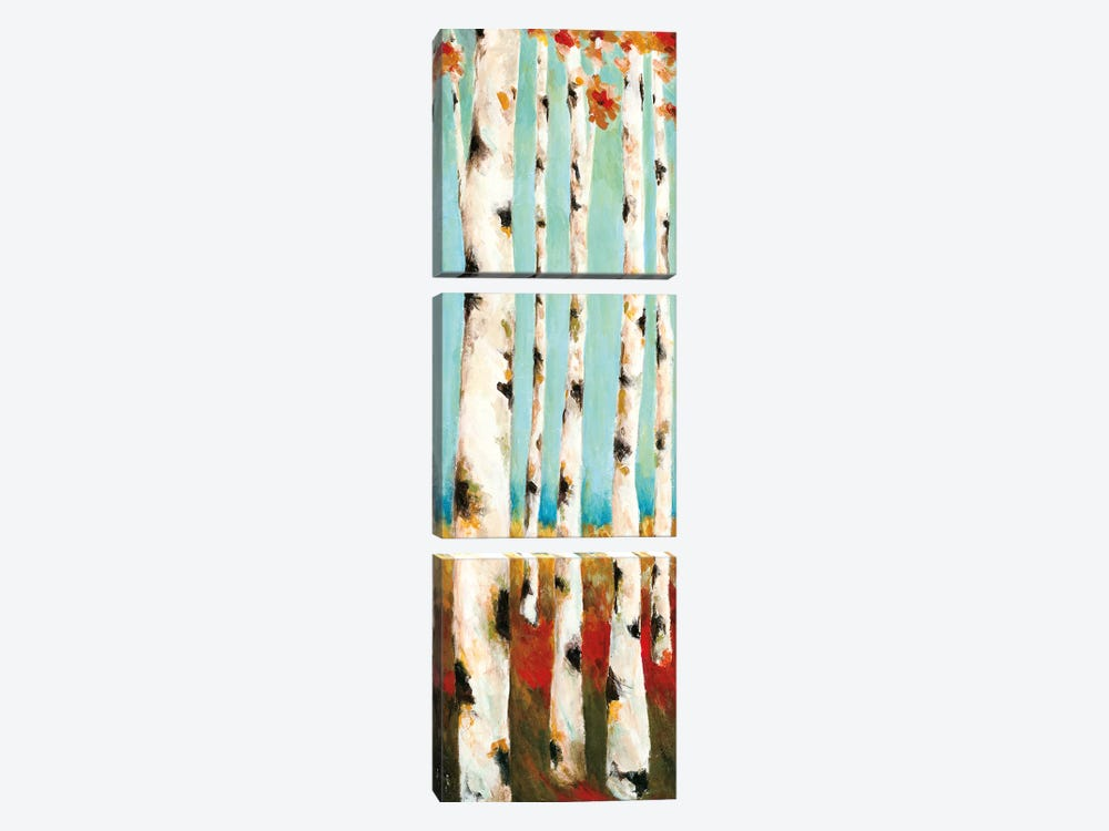 Tall Tales I by Wani Pasion 3-piece Canvas Art Print