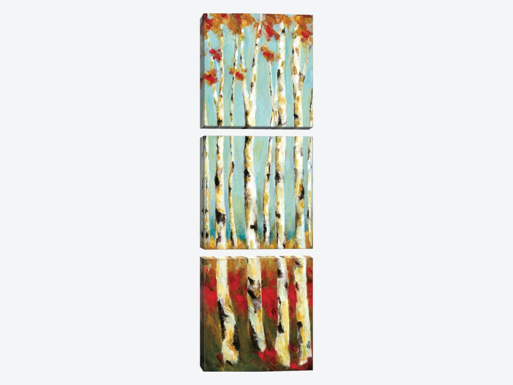 Tall Tales II by Wani Pasion 3-piece Canvas Artwork