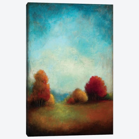 Through The Center Canvas Print #WAN59} by Wani Pasion Art Print