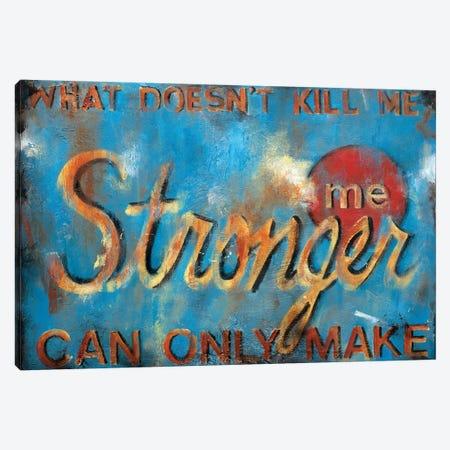 What Doesn't Kill Me Canvas Print #WAN60} by Wani Pasion Canvas Art