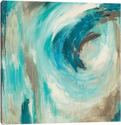 Blue Hawaii Canvas Art Print