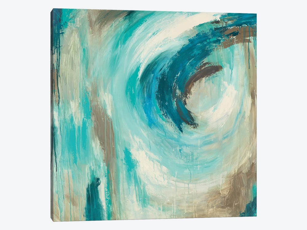 Blue Hawaii by Wani Pasion 1-piece Canvas Artwork