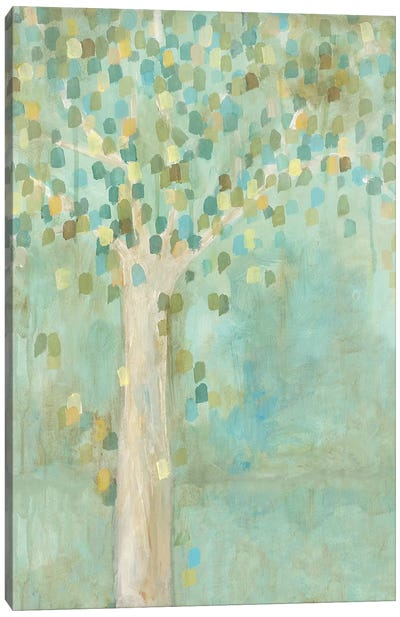 Tree Illusion Canvas Art Print