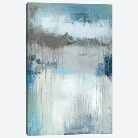 Wash My Blues Away Canvas Print #WAN64} by Wani Pasion Art Print
