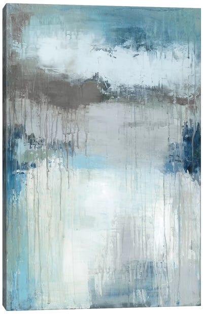 Wash My Blues Away Canvas Art Print