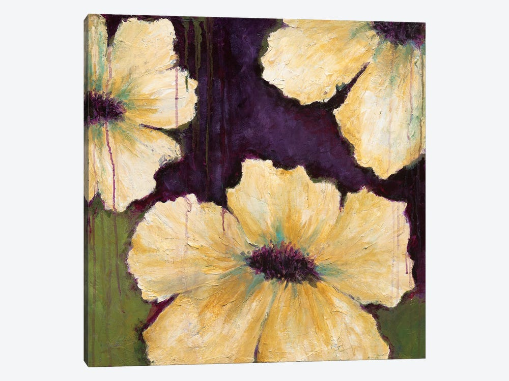 Blooms I by Wani Pasion 1-piece Canvas Art