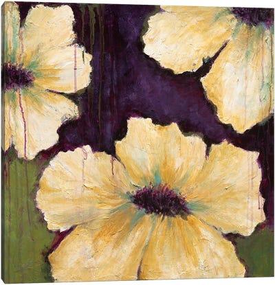 Blooms I Canvas Art Print