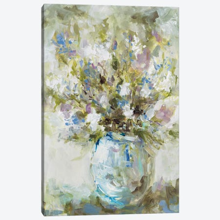 Country Road Bouquet Canvas Print #WAN74} by Wani Pasion Canvas Wall Art