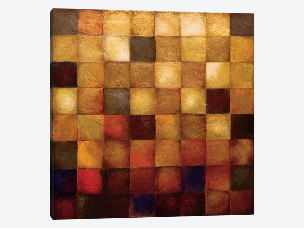 Cerveny by Wani Pasion 1-piece Canvas Art