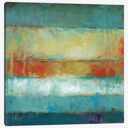 Color Block Canvas Print #WAN9} by Wani Pasion Canvas Wall Art
