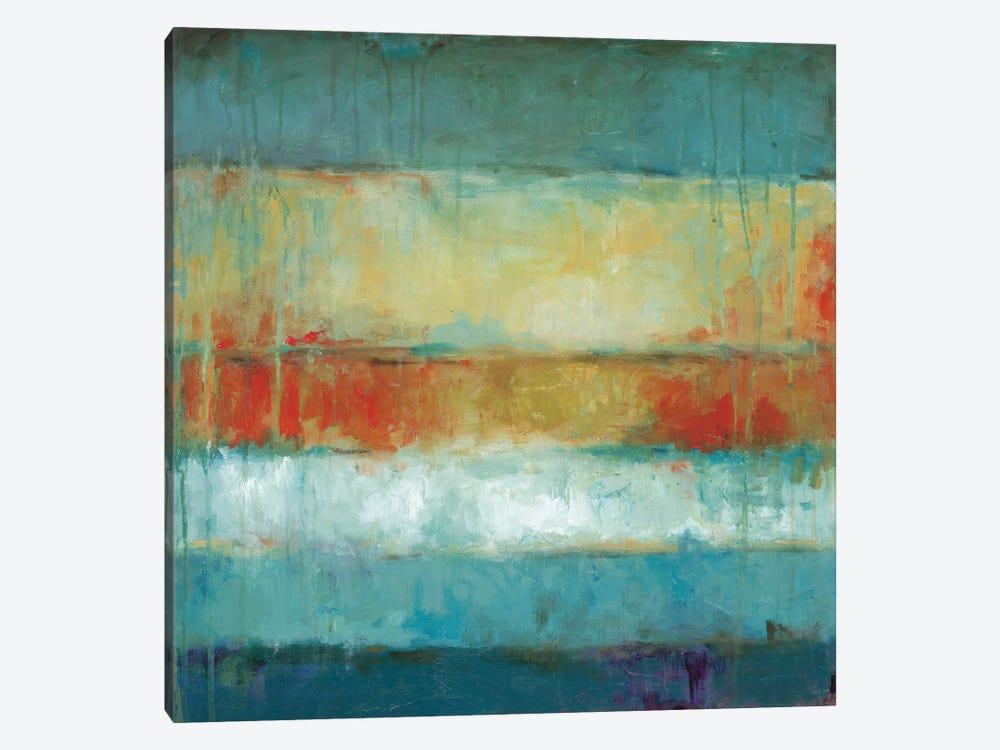 Color Block by Wani Pasion 1-piece Art Print