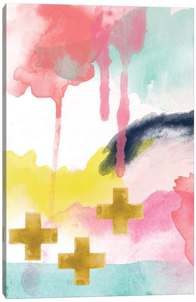 Faith Abstract I Canvas Art Print
