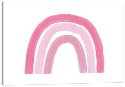 Rainbow_Pink-Landscape Canvas Art Print