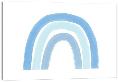 Rainbow-Blue-Landscape Canvas Art Print