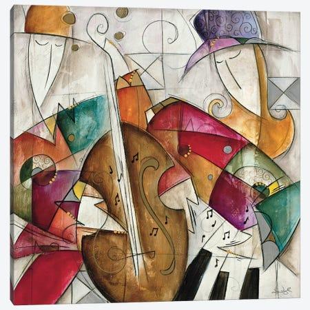 Jam Session II Canvas Print #WAU11} by Eric Waugh Canvas Wall Art
