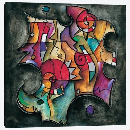 Noir Duet II Canvas Print #WAU15} by Eric Waugh Canvas Art Print