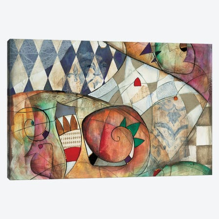 Premiere II Canvas Print #WAU18} by Eric Waugh Canvas Art