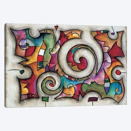 Quadra Canvas Print #WAU22} by Eric Waugh Canvas Art Print